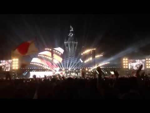 長渕 剛 - JAPAN  (10万人オールナイトライブ鳥肌の歌い出し‼︎)
