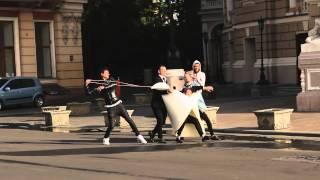 Бекстейдж съемок клипа 'Моя любовь по имени Юля' / 'COLT'