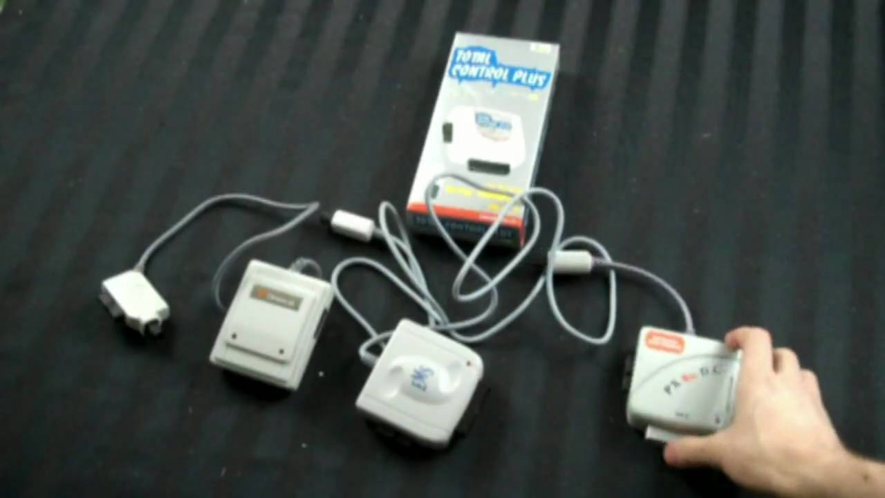 Keep Dreaming - Sega Dreamcast Controller Converters - Adam Koralik ...