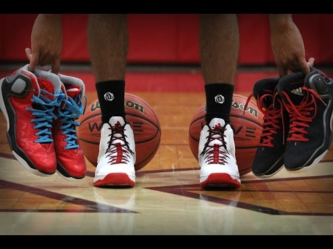 Adidas D.Rose 5 Boost Performance Test