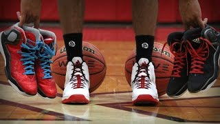 Video Adidas D.Rose 5 Boost Performance Test download MP3, 3GP, MP4, WEBM, AVI, FLV Agustus 2018
