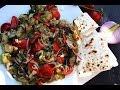 Grilled Vegetables Salad Recipe Armenian Cuisine Heghineh Cooking Show mp3
