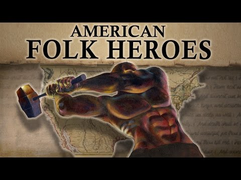 5 Heroes of American Legend — American Folk Heroes Month