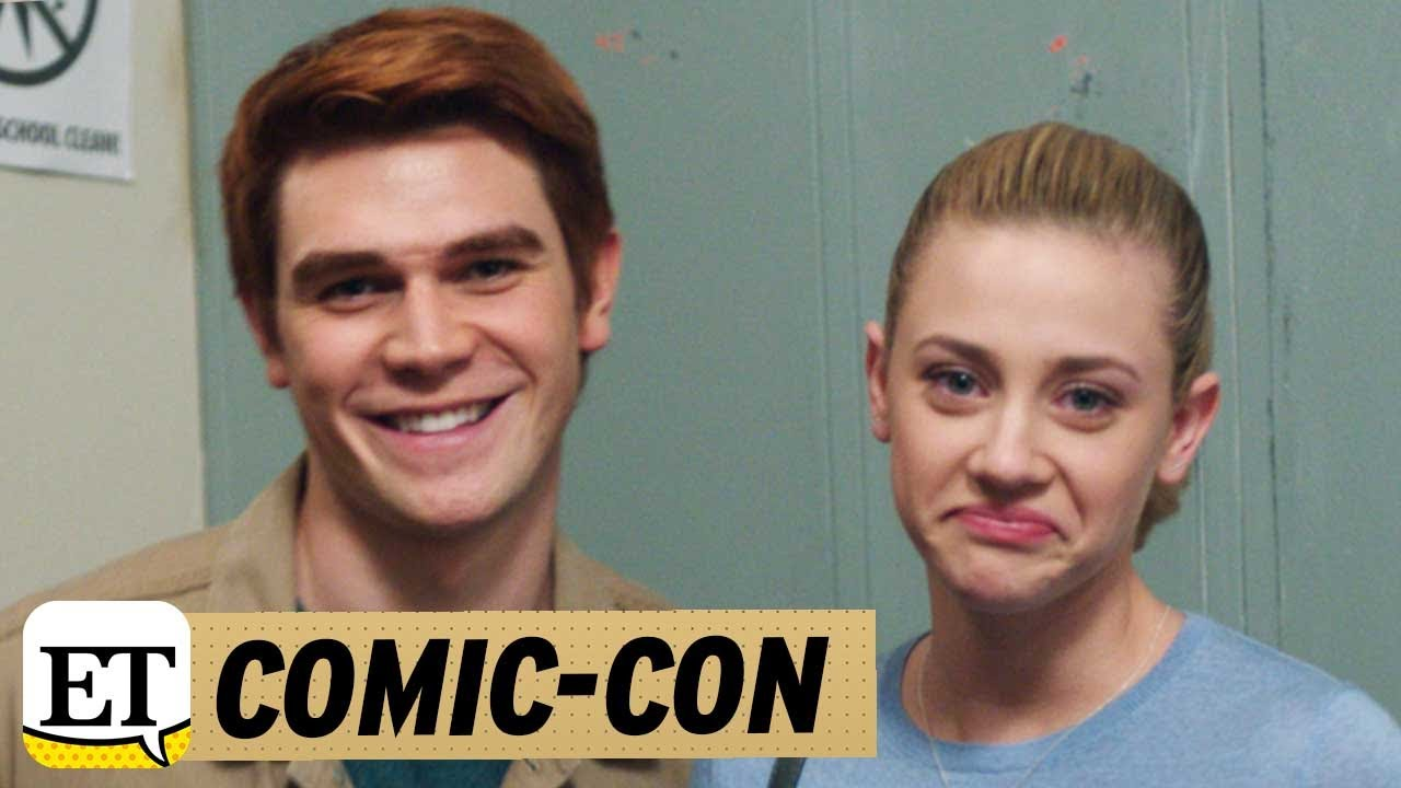 Download EXCLUSIVE: The Riverdale Cast Can't Stop Laughing in This Epic Season 1 Gag Reel!