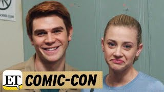 EXCLUSIVE: The 'Riverdale' Cast Can't Stop Laughing in This Epic Season 1 Gag Reel!