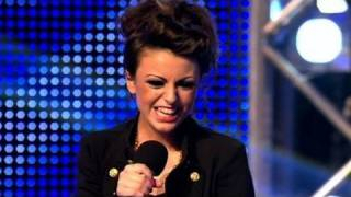 Cher Lloyd's X Factor Audition (Full Version) - itv.comxfactor