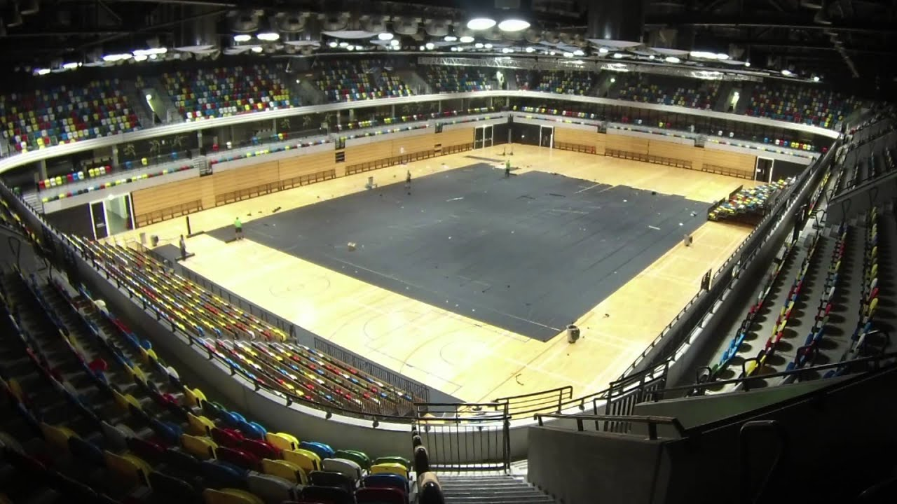 A weekend in the life of the Copper Box Arena - YouTube