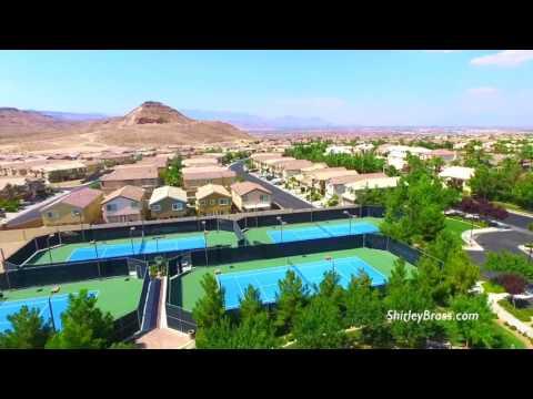 Guard Gated Rhodes Ranch Golf Community Tour - Las Vegas Nevada