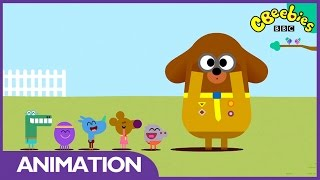 CBeebies | Hey Duggee | Bird Watching