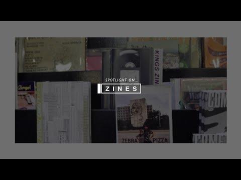 Spotlight: Zines