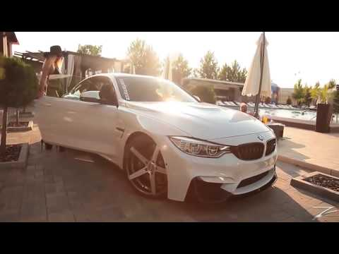 bmw m5 driving music