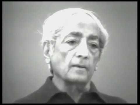 J. Krishnamurti - Brockwood Park 1976 - Public Talk 4 - Freedom is the first and last step