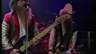 ZZ Top I luv'a woman live 1982