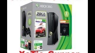 Xbox 360 Holiday Bundle 2012 Unboxing  (Bestbuy)