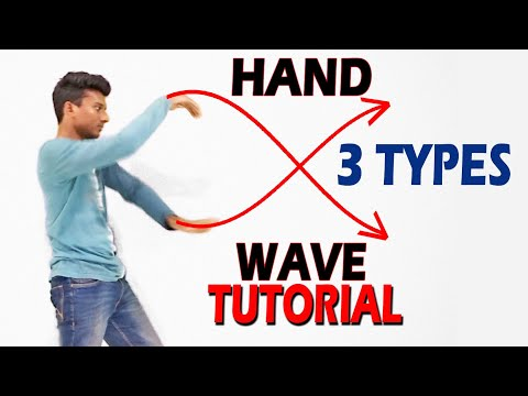 Hand Wave Variations | Step By Step Tutorial By Nishant Nair | Dance FreaX