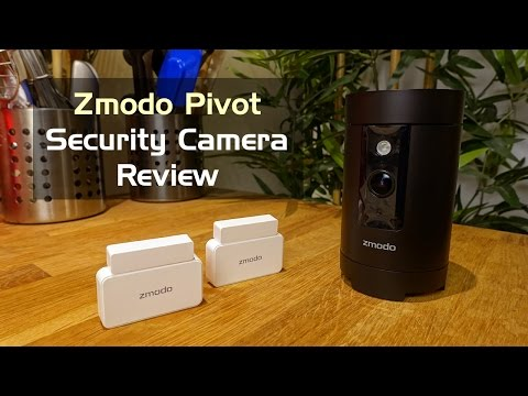 Zmodo Pivot: A Home Security Camera That 🎶