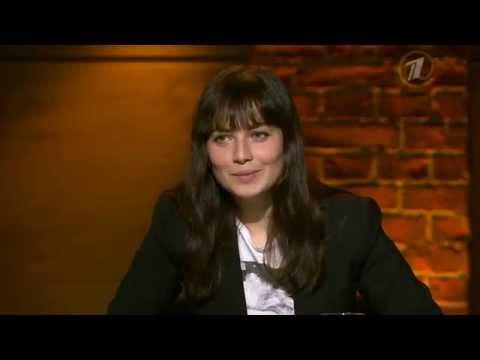 Юлия Снигирь в программе На ночь глядя