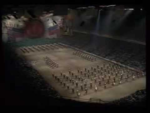 1987 Royal Tournament Opening