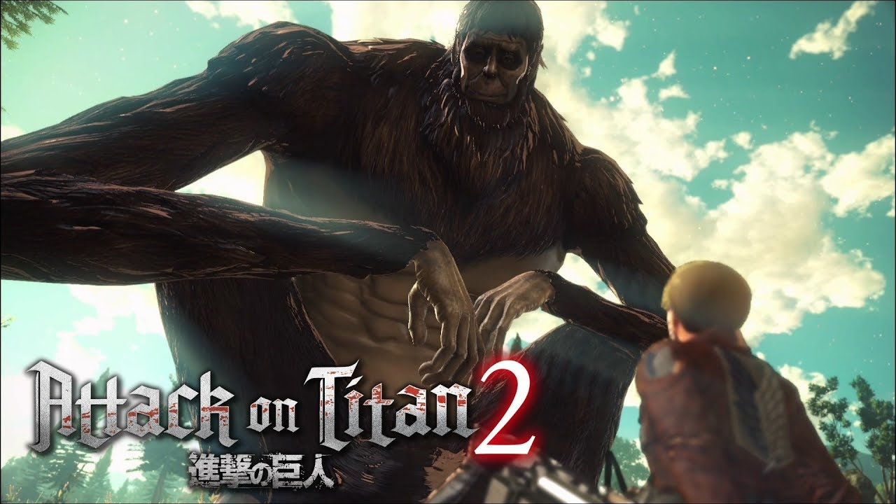 L'attaque des titans 2   Le Titan bestial ! #19 - YouTube
