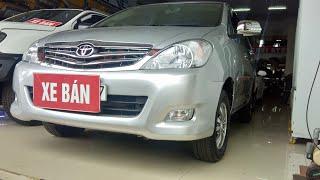 (Đã Bán) Toyota Innova SX 2009 250 Triệu xe đẹp hết ý LH 0869094491