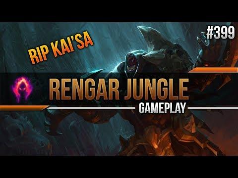 Rengar (Jungle) RIP KAISA #399 [Lets Play] [League of Legends] [German / Deutsch]