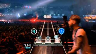 Guitar Hero Live - Victory Over The Sun - Expert Guitar 100% FC - 1st Place
