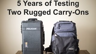 BEST Carry-on Bag and Case for Filmmakers / Photographers