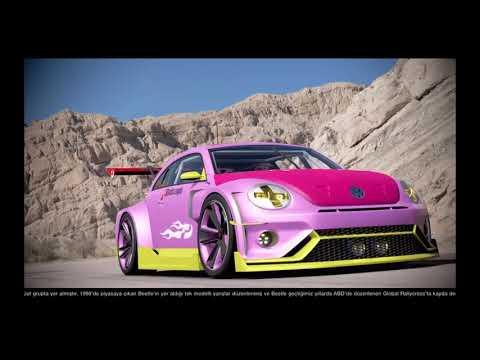 A1 Ring - Volkswagen Beetle (GT Sport)