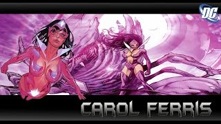 [Carol ferris Star sapphire]comic world daily