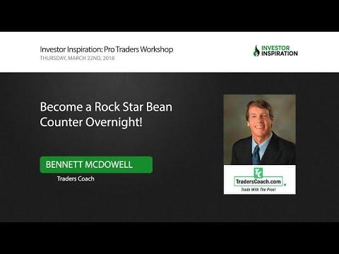 Become a Rock Star Bean Counter Overnight | Bennett McDowell