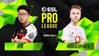 CS:GO - mousesports vs. ATK [Dust2] Map 2 - Group B - ESL Pro League Season 10 Finals