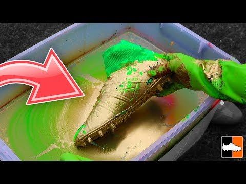 Thumbnail: How To Hydro Dip Football Boots!
