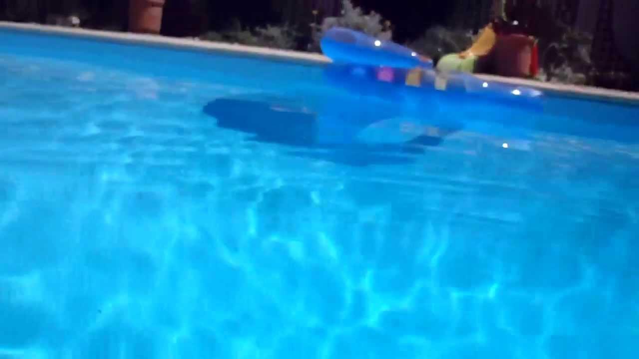 Recherche de fuite piscine h rault youtube for Recherche piscine