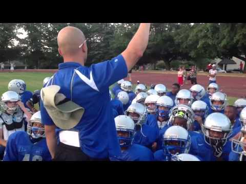 Grant Youth football 2012 intro