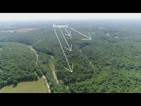 Drone Video - 57 Acre Owner Financed Former