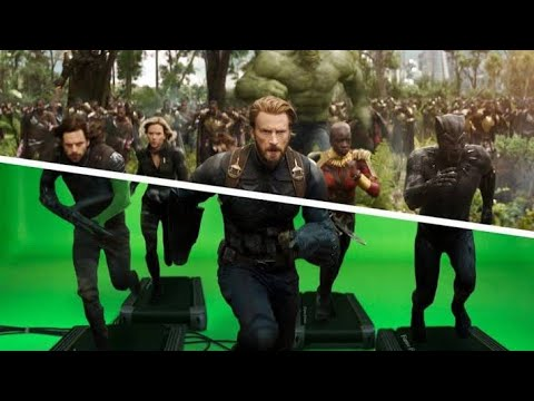Amazing Before & After Hollywood VFX: Logan