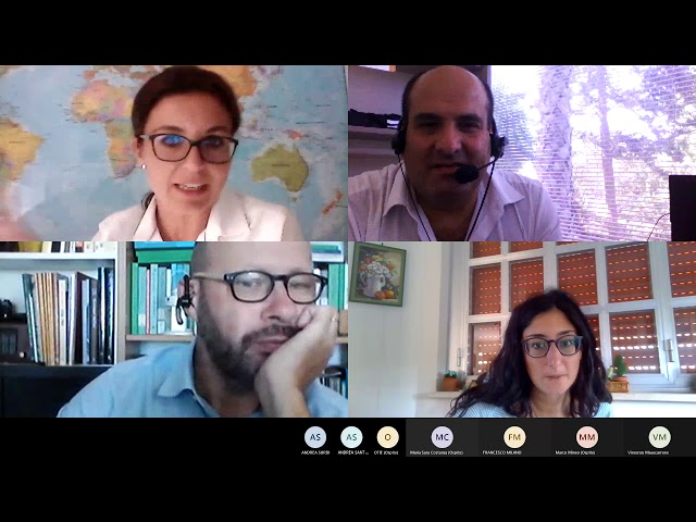 II Local Working Group - Sicily