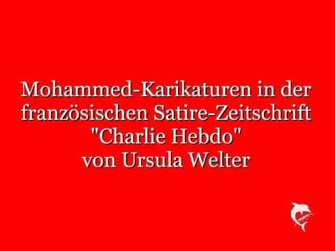 Mohammed Karikaturen In Der Franzosischen Satire Zeitschrift