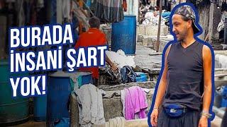 HİNDİSTAN İnsani Şartların dışında 7000 İşçi Çalışıyor!  KURU TEMİZLEME dry cleaner