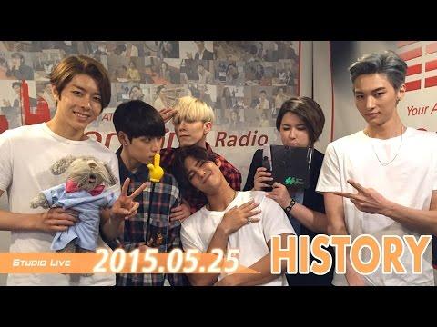 [K-Poppin'] 히스토리 (HISTORY) Interview