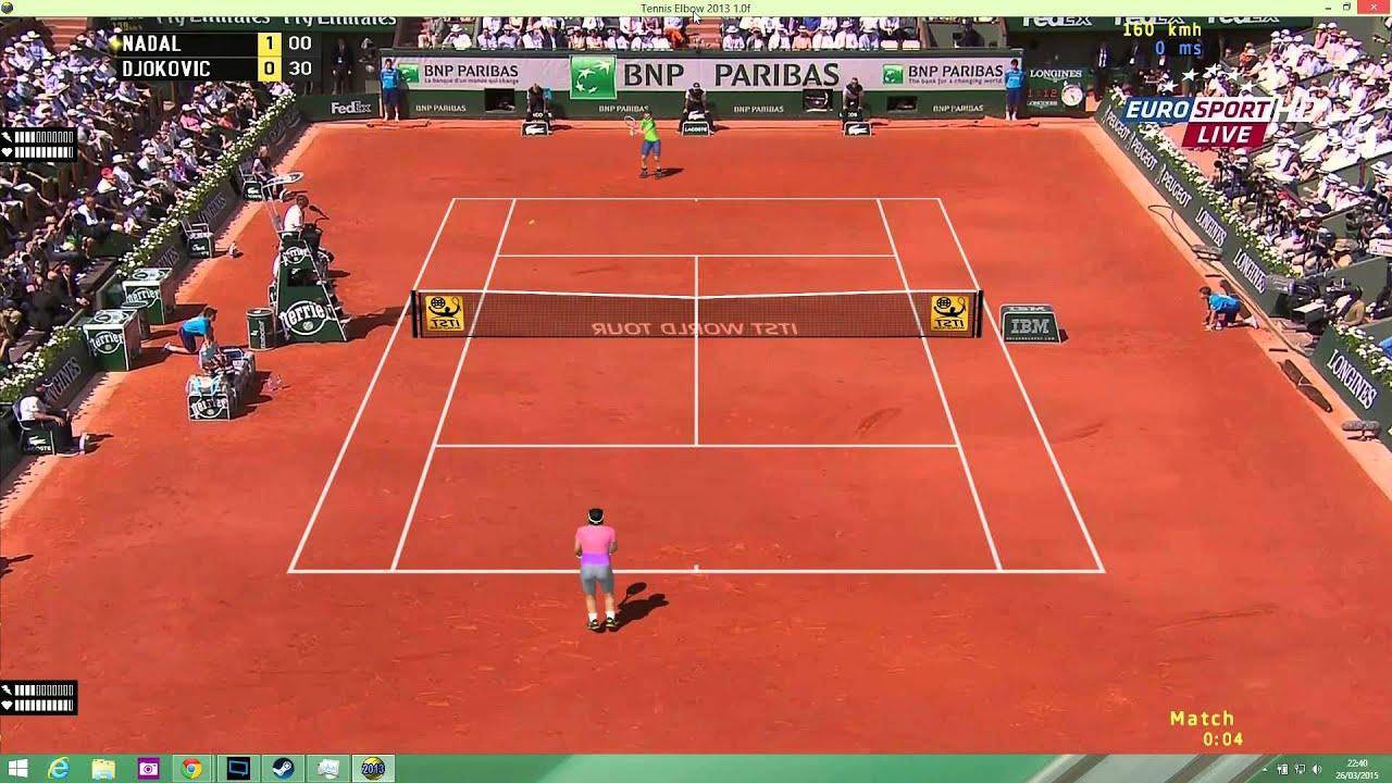 meilleur jeu de simulation de tennis sur pc youtube. Black Bedroom Furniture Sets. Home Design Ideas