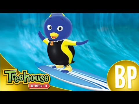 Os Backyardigans: A Onda do Surf - Ep.15