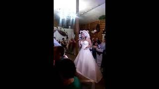 Благодарственное слово невесты  свекрови