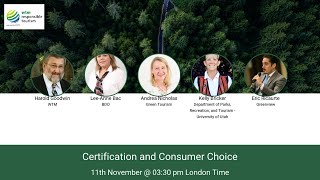 Certification & Consumer Choice