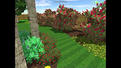 Landscape Design Fairhope, AL Baldwin County By The Groundskeeper Landscaping