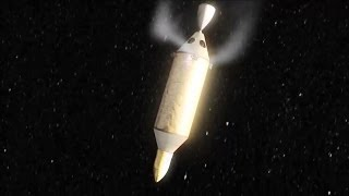 Airbus Defence and Space - Jupiter Europa Penetrator Mission : Ice Penetration Test [720p]