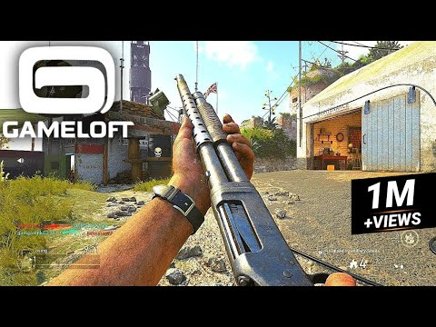 Top 10 Best Gameloft Games for Android/iOS You Must Play!