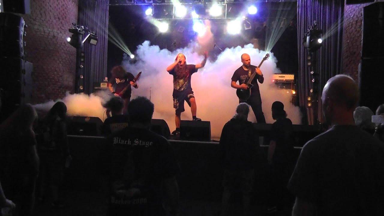 Scordatura live @ Berlin Deathfest 2014, HOF 23 - YouTube