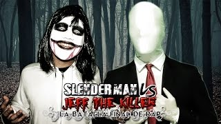 Slenderman VS Jeff the Killer. Batalla de Rap (Especial Halloween) | Keyblade thumbnail