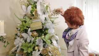 How to dress your Christmas tree - with Beautiful Christmas Magazine